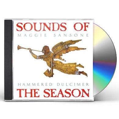 Maggie Sansone SOUNDS OF THE SEASON CD