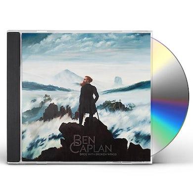Ben Caplan BIRDS WITH BROKEN WINGS CD