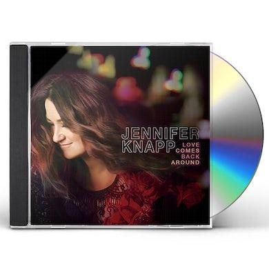 Jennifer Knapp LOVE COMES BACK AROUND CD