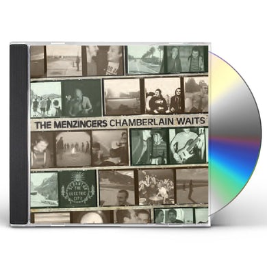 The Menzingers CHAMBERLAIN WAITS CD