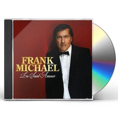 Frank Michael LA SAINT AMOUR CD