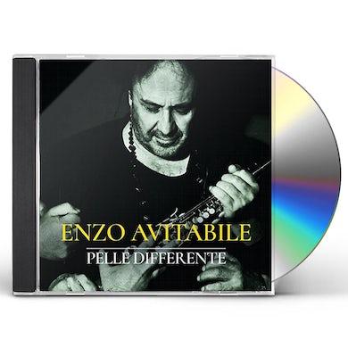 Enzo Avitabile PELLE DIFFERENTE CD