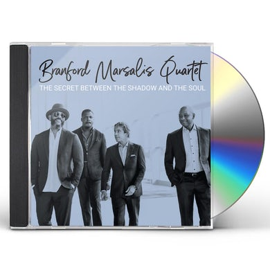 Branford Marsalis SECRET BETWEEN THE SHADOW AND THE SOUL CD