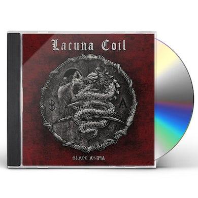 Lacuna Coil BLACK ANIMA (JEWEL CASE) CD