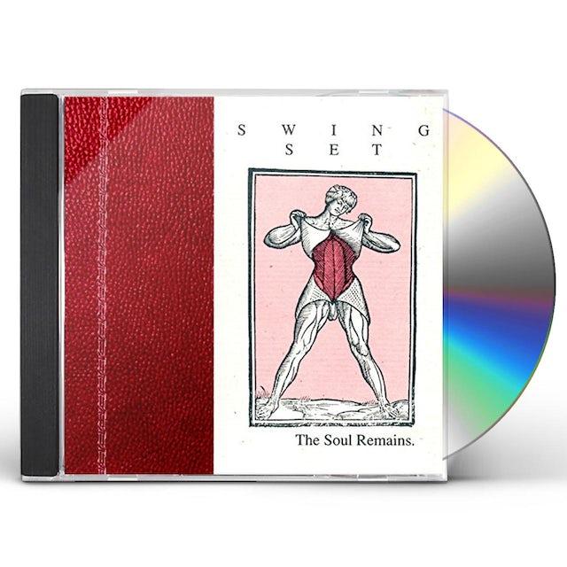 Swing Set SOUL REMAINS. CD