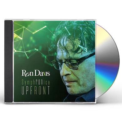 Ron Davis SYMPHRONICA UPFRONT CD