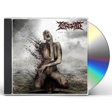 INGESTED The Surreption Ii CD