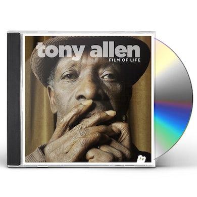 Tony Allen FILM OF LIFE CD