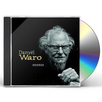Danyel Waro MONMON CD