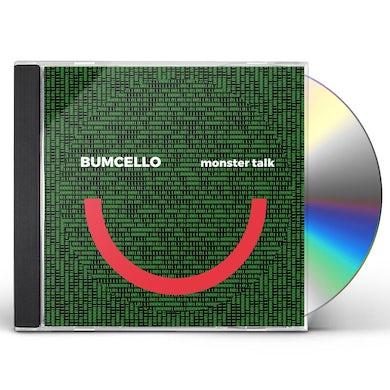 Bumcello MONSTER TALK CD