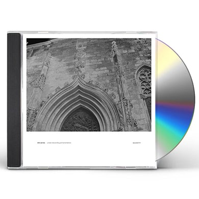 Dirk Serries UNSEEN DESCENDING & LAMENTATIONS CD