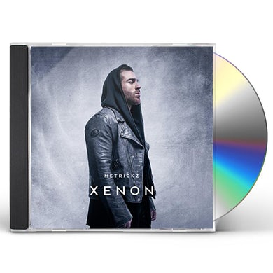 Metrickz XENON: LIMITED EDITION CD