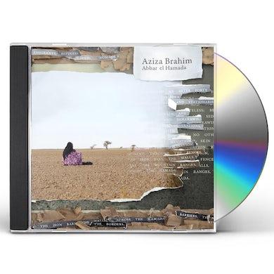 Aziza Brahim ABBAR EL HAMADA CD