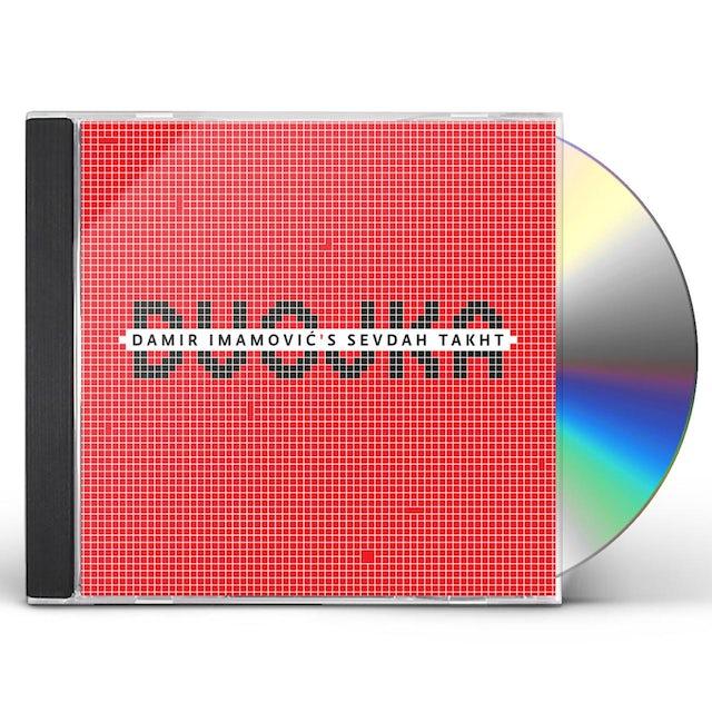 DAMIR IMAMOVIC'S SEVDAH TAKHT DVOJKA CD