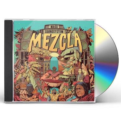 M.A.K.U. SOUNDSYSTEM MEZCLA CD