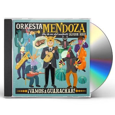 ORKESTA MENDOZA VAMOS A GUARACHAR CD