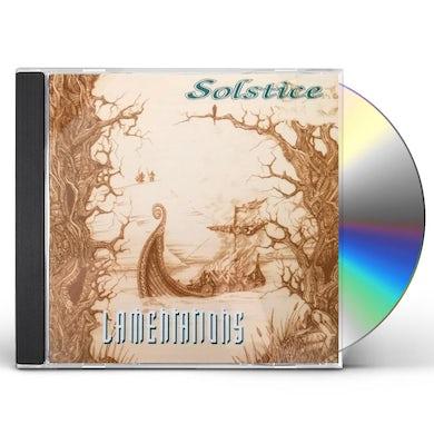 SOLSTICE LAMENTATIONS CD