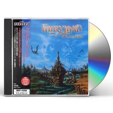 Fairyland OF WARS IN OSYRHIA CD
