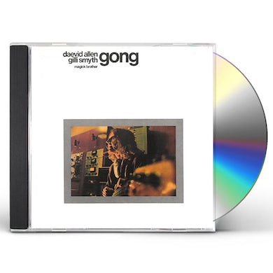 Gong MAGICK BROTHER CD