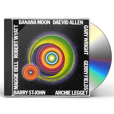 Daevid Allen BANANA MOON CD