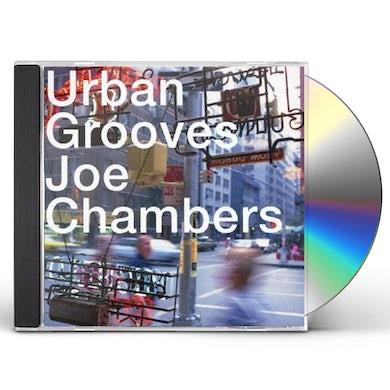 Joe Chambers URBAN GROOVES CD