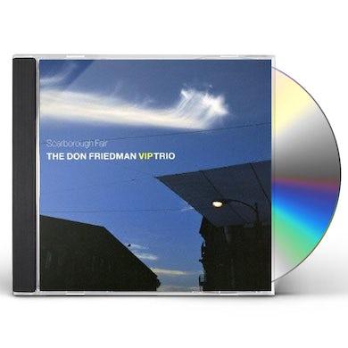 Don Friedman SCARBOROUGH FAIR CD