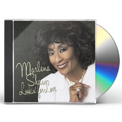 Marlena Shaw LOOKIN' FOR LOVE CD