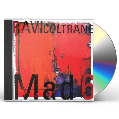 Ravi Coltrane MAD 6 CD
