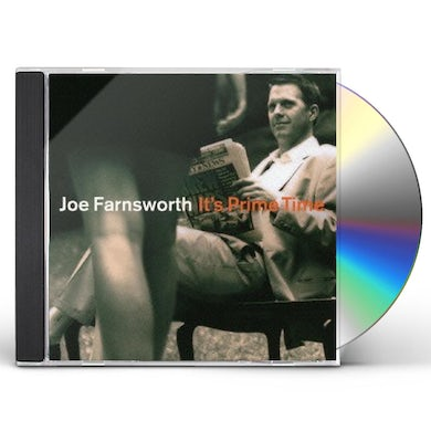 Joe Farnsworth IT'S PRIME TIME CD