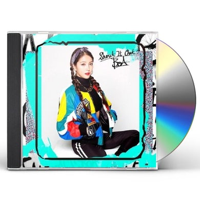BoA SHOUT IT OUT CD