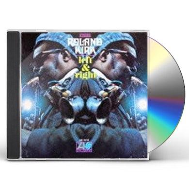 Roland Kirk LEFT & RIGHT CD