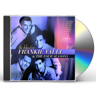 DEFINITIVE FRANKIE VALLI & THE FOUR SEASONS CD