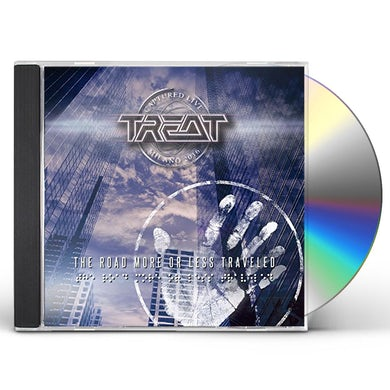 Treat ROAD MORE OR LESS TRAVELED: SPECIAL EDITION CD