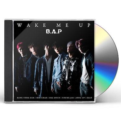 B.A.P WAKE ME UP: TYPE-B CD