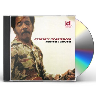 Jimmy Johnson NORTH/SOUTH CD