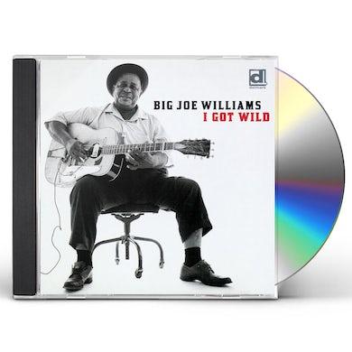 Big Joe Williams I GOT WILD CD