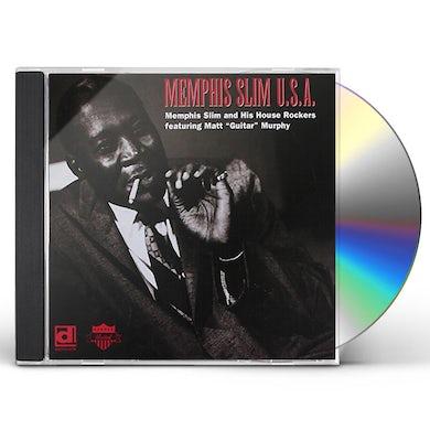 Slim Memphis  MEMPHIS SLIM U.S.A. CD