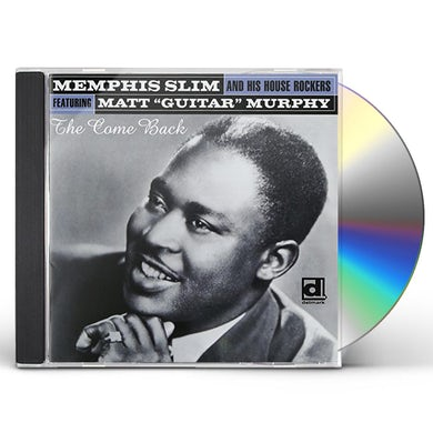 Slim Memphis  COME BACK CD