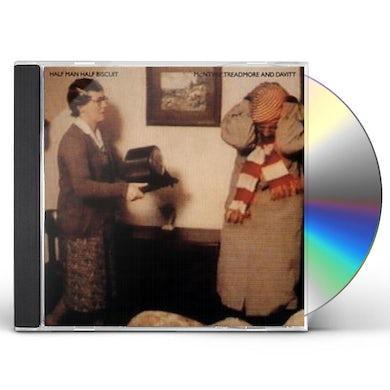 Half Man Half Biscuit MCINTYRE TREADMORE DAVITT CD