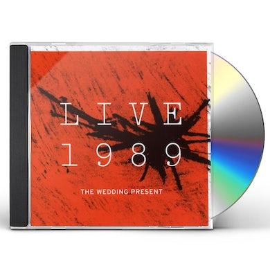 The Wedding Present LIVE 1989 CD