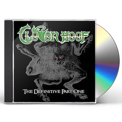 Cloven Hoof DEFINITIVE PART 1 CD