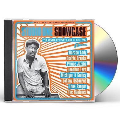 Soul Jazz Records Presents STUDIO ONE SHOWCASE CD