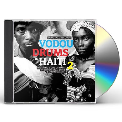 Soul Jazz Records Presents VODOU DRUMS IN HAITI 2 CD