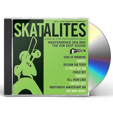 SKATALITES: INDEPENDENCE SKA & THE FAR EAST SOUND CD