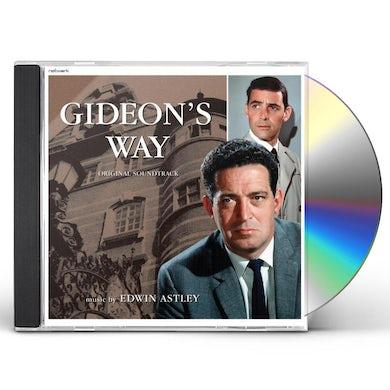 Edwin Astley GIDEON'S WAY / Original Soundtrack CD