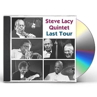 Steve Lacy LAST TOUR (2004) CD