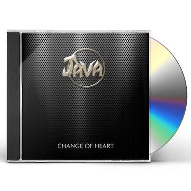 CHANGE OF HEART CD