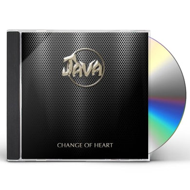 Java CHANGE OF HEART CD