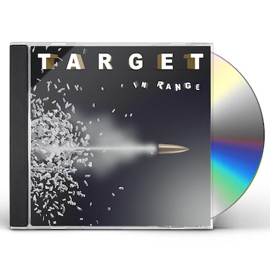 TARGET IN RANGE FEATURING JIMI JAMISON R.I.P CD