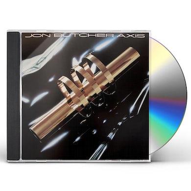 JON BUTCHER AXIS CD